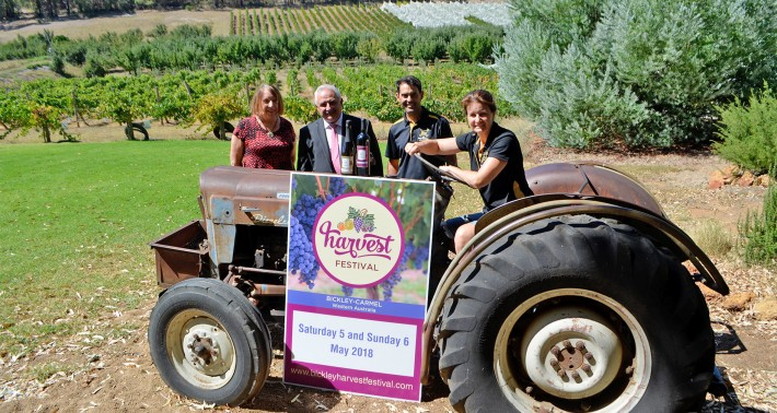 Bickley Harvest Festival showcases the Perth Hills