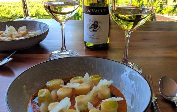 Mistelle & Hainault Vineyard