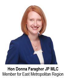 Donna Farragher MLC